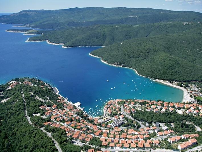 Foto spiagge rabac croazia 28